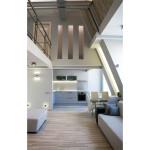 современные интерьеры высокие потолки