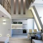 Квартира студия в современном стиле