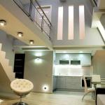 Двухэтажная квартира в стиле лофт