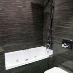 Дизайн Ванной комнаты в тёмных тонах