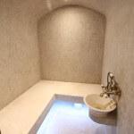 Дизайн банного комплекса - турецкой бани, мозаика