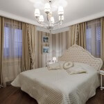 Уютная спальня в загородном доме