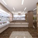 Ювелирный магазин дизайн