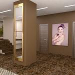Дизайна интерьера ювелирного магазина