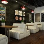 Дизайн кафе, ресторана