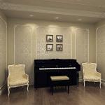 Красивая квартира в классическом стиле