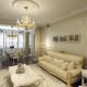 Красивый дизайн квартиры гостиная столовая