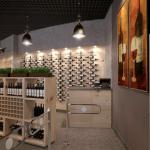 Винный магазин дизайн проект