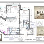 Планировка квартиры на Кировоградской