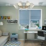 Дизайн детской комнаты в квартире на Кировоградской
