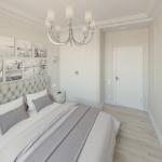 Спальня хозяина - квартира на Кировоградской