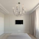Квартира на Кировоградской - спальня хозяина