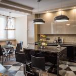 Кухня в мужской квартире