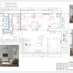 проект 2-я Филевская планировка
