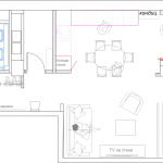Планировка квартиры 46 м кв